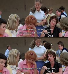 I love Rizzo!! And furthermore this is one of the best movies....ever