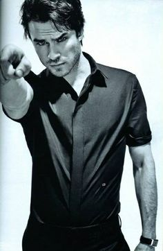 Ian Somerhalder for Esquire China (March 2014)
