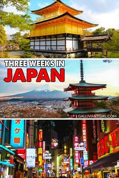Planning a trip to Japan? Start here with this adventurous itinerary.