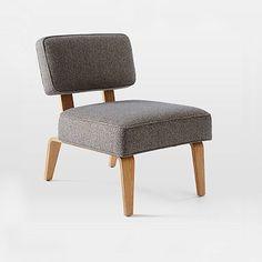 Bentwood Slipper Chair – Solids
