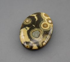An Ocean jasper Cabochon. Cabochon measures x There are no holes in cabochons Jasper, Buy And Sell, Ocean, Brooch, Handmade, Stuff To Buy, Jewelry, Brooch Pin, Hand Made