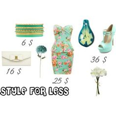 STYLE FOR LESS #1