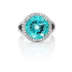 Jochen Leen Diamond Lagoon ring