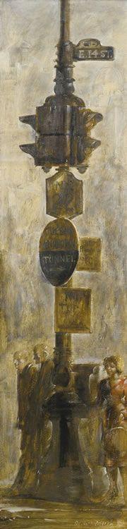 Reginald Marsh - Auction lot details - Artist auction records