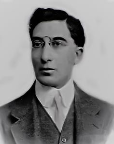 † Konstantinos Kavafis (April 29, 1863 - April 29, 1933) Egyptian poet.