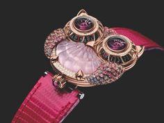 relógio JwlryMachine Boucheron (galeria de fotos)