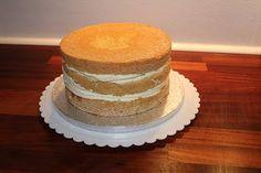 Annettes kager og andre lækkerier: Sådan smører jeg mine kager op:)