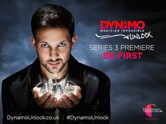 Dynamo Magician impossible series 3! he is so cute!!