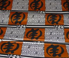 Check out this item in my Etsy shop https://www.etsy.com/listing/219203790/african-fabric-gyenyame