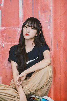 Cute Girl Face, Cool Girl, Cute Girls, Preppy Stickers, Xuan Yi, Air Force Blue, Beautiful Chinese Girl, Cheng Xiao, Yuehua Entertainment