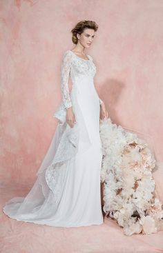 6436a5148de4 Fiorinda le spose di Carlo Pignatelli 2016.  carlopignatelli  sposa  bride   weddingdress  bridalgown  weddingday  matrimonio