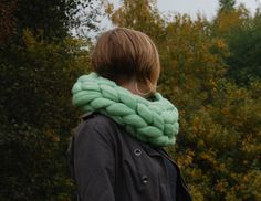Hey, I found this really awesome Etsy listing at https://www.etsy.com/listing/474660710/sale-chunky-infinite-scarf-100-wool-wool