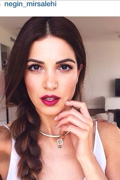 Negin Mirsalehi - Makeup