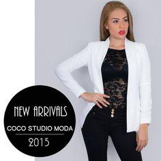 Look Coco Studio Moda