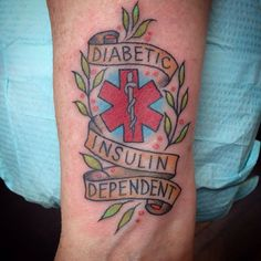 Getting inked isn't a bad thing, it helps symbolise important stories <3