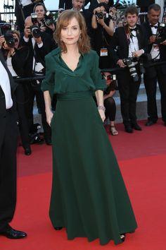 Isabelle Huppert's Awards-Season Style
