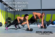 How to burn the most calories - which workouts to choose