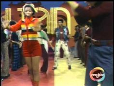 Awesome! Soul Train Line ~Love Train O'Jays....Gotta love the 70's