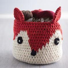 Lily+Sugar+'n+Cream+Foxy+Stash+Basket