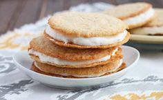 Banana Cream Cookies