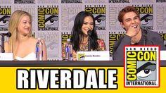 RIVERDALE Comic Con Panel Part 1 - Season 2, News & Highlights https://cstu.io/752f2d