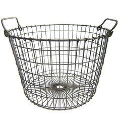 3 potato 4 - wire egg basket