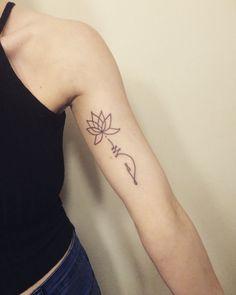 Tatuajes de unalome para la armonía y el equilibrio interior