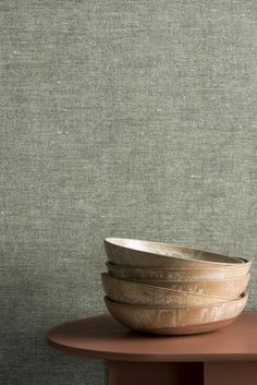 Pin from Wirzwelt Garden Pots, Creative Design, Serving Bowls, Decorative Bowls, Tableware, Wallpaper, Room Interior Design, Wallpapers, Plants