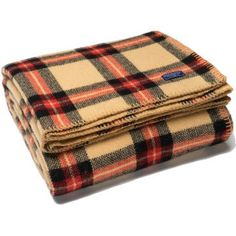 plaid winter blanket