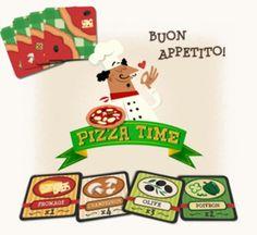 Pizza Time - Castello   Jeux et Jouets