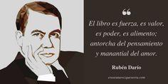 Rubén Darío www.eraseunavezqueseera.com