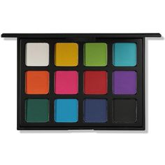 12P PICASSO PALETTE PICK ME UP COLLECTION (46 RON) ❤ liked on Polyvore featuring beauty products, makeup, face makeup, mineral makeup, palette makeup and mineral cosmetics
