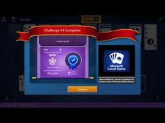 Solitaire World Tour - Challenge #4 | 12th March 2017