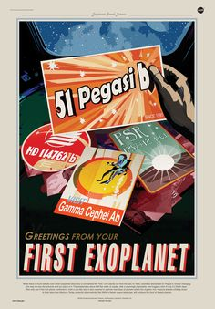 NASA's Giving Away Brilliant Space Travel Posters For Free - Album on Imgur