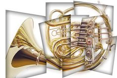 french horn by ~danielberti on deviantART