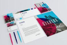 Stationery – Branding Mock-Up, © infostyle.itembridge