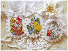 Рукодельная шкатулка: Скоро Пасха! / Easter Designs