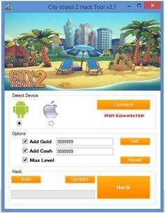 City islands 2 Hack Tool No Survey Free Download (Android | IOS)
