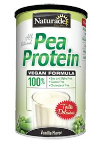 Pea Protein - Vanilla by Naturade Products - Buy Pea Protein - Vanilla 15.66 Powder #PeaProtein #Protein #VitaminShoppe