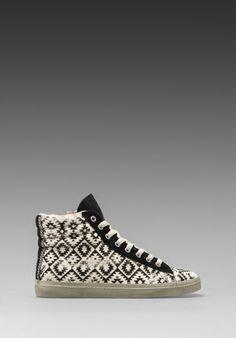 KIM & ZOZI Gypster Sneaker in Black -