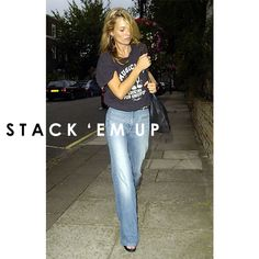 70s Mode, 70s Fashion, Fashion Trends, Kate Moss, Flare Jeans, Bell Bottom Jeans, Leather Pants, Hot, 70s Style