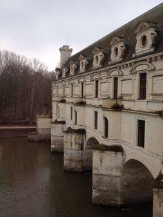 Castello di Chenonceau. http://viaggiareesognare.com/2014/11/21/fuga-nella-valle-della-loira-cosa-vedere-in-pochi-giorni/