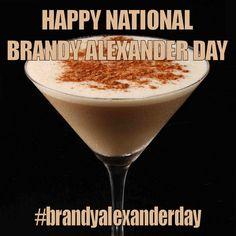 Brandy Alexander, Martini, January, Tableware, Day, Glass, Dinnerware, Drinkware, Dishes