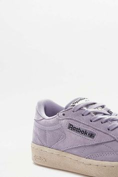 ee5bbdc99d Reebok Club C 85 Pastel Lilac Trainers | Urban Outfitters | Men's | Shoes |  Trainers