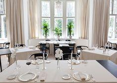 Steirerschlössl: Jugendstil trifft 21. Jahrhundert- A-List Curtains, Drink, Eat, Home Decor, 21st Century, Art Nouveau, Blinds, Beverage, Decoration Home