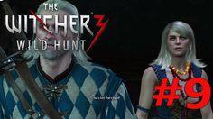 """Witcher 3 Bölüm 10 """"Karanlığın İçinde"""" PS4 Tam Çözüm"""