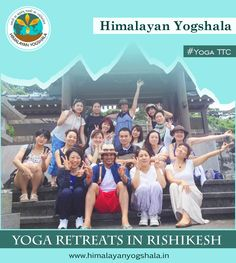 Yoga Retreats in Rishikesh Try out the gentle way of learning yoga in Rishikesh, Yoga retreat in India. These one and two week yoga retreats will attune you to ashram life along with some holiday activities like rafting, trekking and local sightseeing. Combine this with a free ayurvedic massage and you know you have a bargain on hand.  Dates: 1st April to 15 April | 10 days at anadlok Lok & 5 days to the Himalayas tour http://himalayanyogshala.in/yoga-retreat-in-rishikesh-india.html