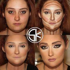 Definir tu rostro.