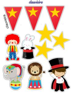 Carnival Themed Party, Carnival Themes, Circus Party, Magic Team, Circus 1st Birthdays, Circus Crafts, Preschool Decor, Clown Party, Classic Disney Movies