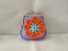 Small Framed Coin Purse Pouch Handmade From by oldintonewcouture, $12.00